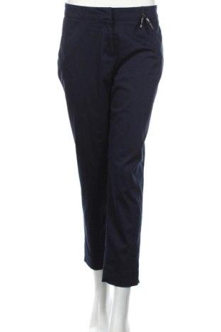 Pantaloni de femei S.Oliver, Mărime M, Culoare Albastru, 98% bumbac, 2% elastan, Preț 155,37 Lei