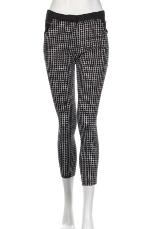 Damskie spodnie Temt, Rozmiar XS, Kolor Czarny, 97% bawełna, 3% elastyna, Cena 53,55zł