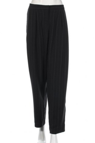 Дамски панталон Veronika Maine, Размер XL, Цвят Черен, 99% полиестер, 1% еластан, Цена 15,44лв.