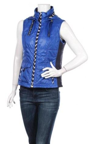 Γυναικείο γιλέκο Betty Barclay, Μέγεθος S, Χρώμα Μπλέ, Βαμβάκι, Τιμή 22,83€