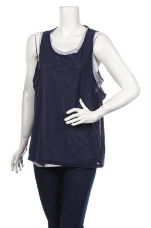 Dámské tilko  Active&Co, Rozměr XXL, Barva Modrá, 90% polyester, 10% elastan, Cena  115,00Kč