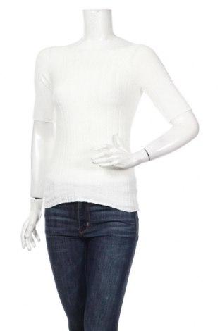 Dámský svetr Edited, Rozměr XS, Barva Krémová, 66% bavlna, 22% polyamide, 12% elastan, Cena  176,00Kč