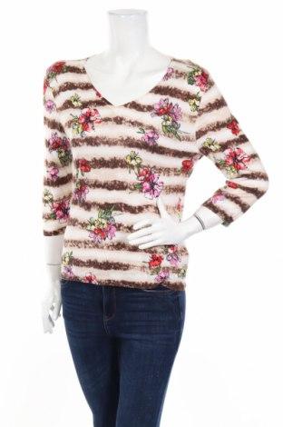 Γυναικείο πουλόβερ Gerry Weber, Μέγεθος M, Χρώμα Πολύχρωμο, 60% βισκόζη, 40% βαμβάκι, Τιμή 20,41€