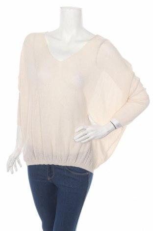 Γυναικείο πουλόβερ Zara, Μέγεθος S, Χρώμα  Μπέζ, Τιμή 16,24€
