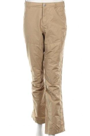 Дамски спортен панталон Active&Co, Размер XL, Цвят Бежов, 62% памук, 38% полиамид, Цена 21,84лв.