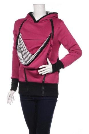 Dámska mikina , Veľkosť M, Farba Ružová, Cena  18,37€