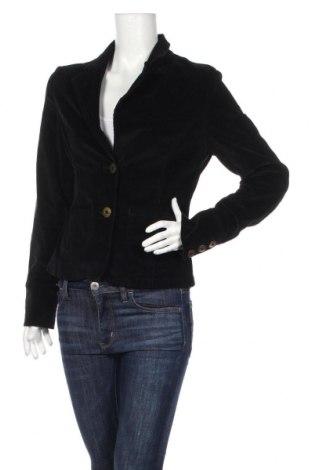 Γυναικείο σακάκι, Μέγεθος M, Χρώμα Μαύρο, 96% βαμβάκι, 4% ελαστάνη, Τιμή 17,28€