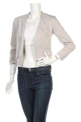 Γυναικείο σακάκι Dotti, Μέγεθος XS, Χρώμα Γκρί, 60% πολυεστέρας, 35% βισκόζη, 5% ελαστάνη, Τιμή 16,05€