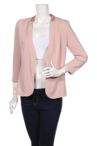 Dámské sako  H&M, Rozměr M, Barva Růžová, 92% polyester, 8% elastan, Cena  399,00Kč