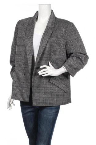 Sacou de femei Irl, Mărime XL, Culoare Gri, 80% poliester, 15% viscoză, 5% elastan, Preț 114,47 Lei