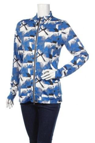 Damska bluza sportowa Bpc Bonprix Collection, Rozmiar M, Kolor Kolorowy, 87% poliester, 13% elastyna, Cena 21,00zł