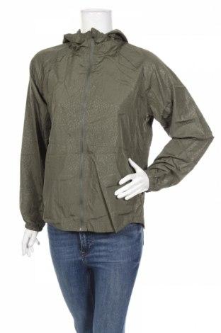 Дамско спортно яке Active&Co, Размер L, Цвят Зелен, Полиестер, Цена 32,29лв.