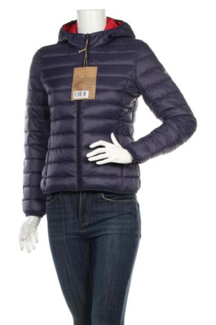 Γυναικείο μπουφάν Schott, Μέγεθος M, Χρώμα Μπλέ, Πολυαμίδη, φτερά και πούπουλα, Τιμή 84,11€