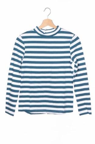 Детска блуза Bpc Bonprix Collection, Размер 11-12y/ 152-158 см, Цвят Бял, 95% памук, 5% еластан, Цена 6,80лв.