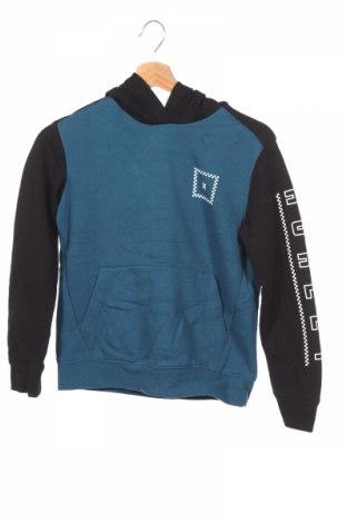 Dětská halenka  Hurley, Rozměr 6-7y/ 122-128 cm, Barva Modrá, 80% bavlna, 20% polyester, Cena  563,00Kč