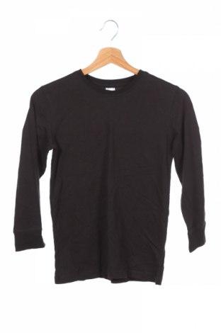 Детска блуза Target, Размер 7-8y/ 128-134 см, Цвят Черен, Памук, Цена 4,20лв.