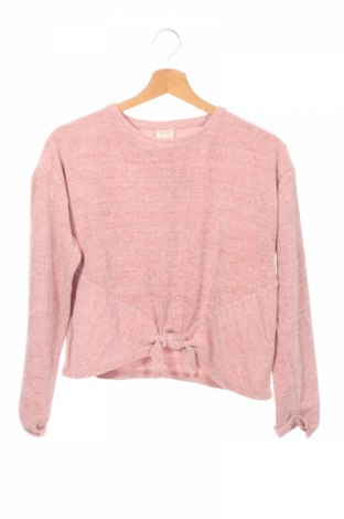 Παιδική μπλούζα Zara, Μέγεθος 13-14y/ 164-168 εκ., Χρώμα Ρόζ , Πολυεστέρας, Τιμή 15,92€