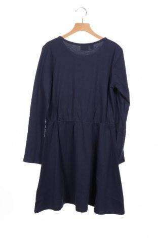 Детска рокля Bpc Bonprix Collection, Размер 11-12y/ 152-158 см, Цвят Син, Памук, Цена 23,25лв.
