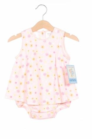 Rochie de copii Carter's, Mărime 3-6m/ 62-68 cm, Culoare Roz, 100% bumbac, Preț 110,57 Lei