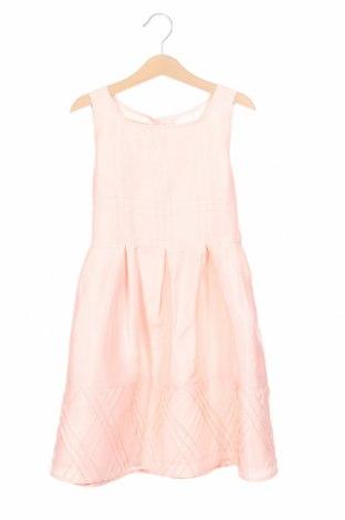 Rochie de copii Laura Ashley, Mărime 5-6y/ 116-122 cm, Culoare Roz, 100% mătase, Preț 240,47 Lei