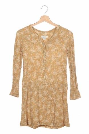 Dětské šaty  Massimo Dutti, Rozměr 12-13y/ 158-164 cm, Barva Béžová, Cena  645,00Kč