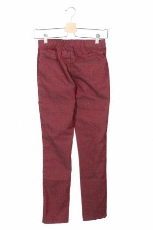 Детски дънки John Baner, Размер 10-11y/ 146-152 см, Цвят Червен, 65% памук, 33% полиестер, 2% еластан, Цена 33,75лв.