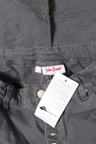 Детски дънки John Baner, Размер 12-13y/ 158-164 см, Цвят Сив, 97% памук, 3% еластан, Цена 36,00лв.