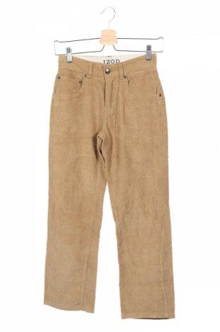Детски джинси Izod, Размер 11-12y/ 152-158 см, Цвят Кафяв, Памук, Цена 22,64лв.
