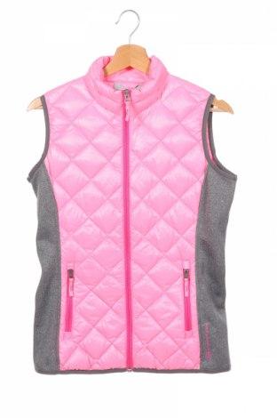 Dětská vesta  Free Country, Rozměr 15-18y/ 170-176 cm, Barva Růžová, Polyamide, peří , Cena  594,00Kč