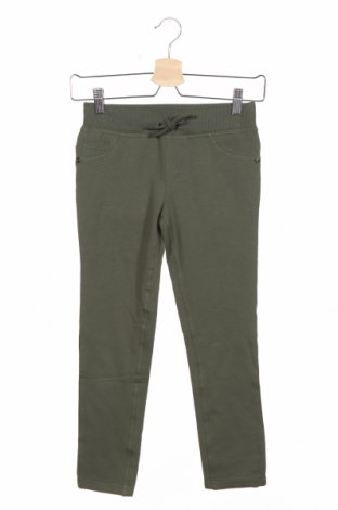 Παιδική κάτω φόρμα Bpc Bonprix Collection, Μέγεθος 9-10y/ 140-146 εκ., Χρώμα Πράσινο, 95% βαμβάκι, 5% ελαστάνη, Τιμή 2,69€