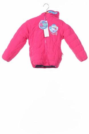 Детско яке Disney, Размер 4-5y/ 110-116 см, Цвят Розов, Полиестер, Цена 56,00лв.