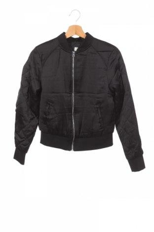 Dětská bunda  H&M, Rozměr 13-14y/ 164-168 cm, Barva Černá, Polyester, Cena  563,00Kč