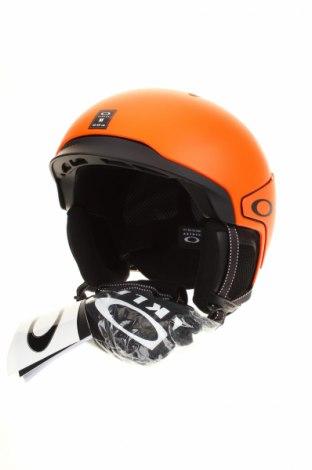 Přilba  Oakley, Barva Oranžová, Polyurethane, Cena  3609,00Kč