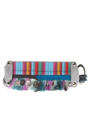 Curea Annarita N, Culoare Multicolor, Piele naturală, textil, Preț 77,37 Lei
