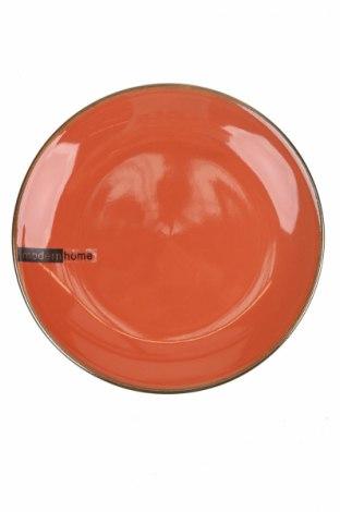 Zestaw talerzy Modern Home, Kolor Pomarańczowy, Керамика, Cena 109,15zł