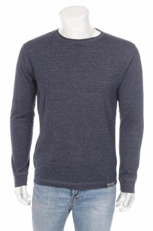 Pánske tričko  Core By Jack & Jones, Veľkosť L, Farba Modrá, 85% bavlna, 15% polyester, Cena  11,08€