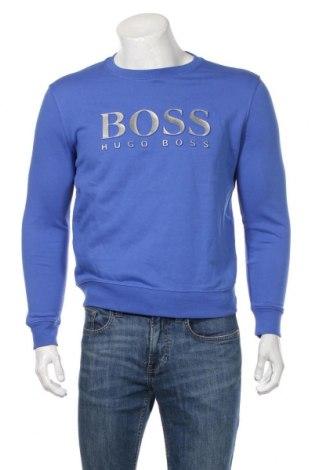 Pánske tričko  Hugo Boss, Veľkosť M, Farba Modrá, Bavlna, Cena  39,34€