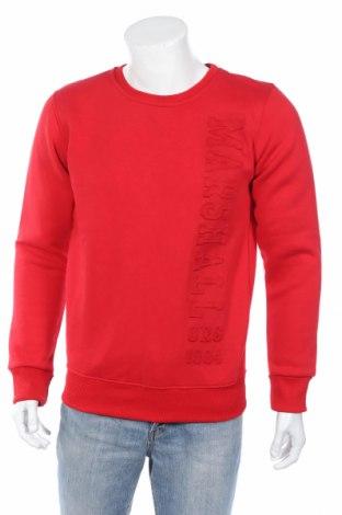 Pánske tričko  Marshall, Veľkosť M, Farba Červená, 100% bavlna, Cena  14,23€