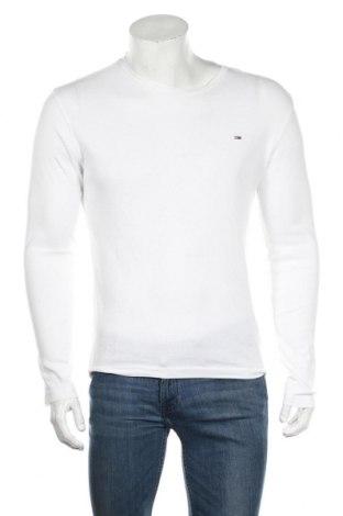 Ανδρική μπλούζα Tommy Hilfiger, Μέγεθος L, Χρώμα Λευκό, Τιμή 25,92€