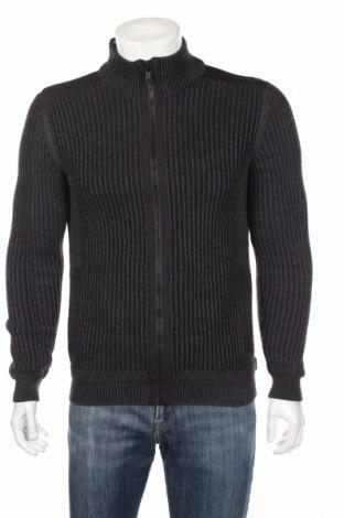 Pánsky kardigán Calvin Klein, Veľkosť S, Farba Sivá, Bavlna, Cena  14,34€