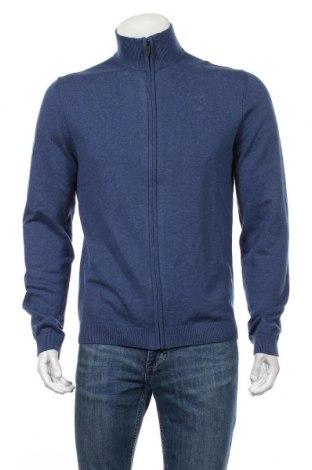 Pánsky kardigán McNeal, Veľkosť L, Farba Modrá, Bavlna, Cena  28,50€