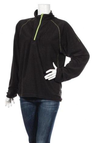 Мъжка поларена блуза Stromberg, Размер XL, Цвят Черен, Полиестер, Цена 20,95лв.