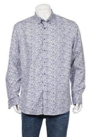 Ανδρικό πουκάμισο Angelo Litrico, Μέγεθος XL, Χρώμα Μπλέ, Βαμβάκι, Τιμή 5,45€
