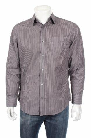 Ανδρικό πουκάμισο Banana Republic, Μέγεθος M, Χρώμα Γκρί, Βαμβάκι, Τιμή 16,66€