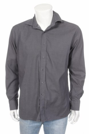 Ανδρικό πουκάμισο Eterna, Μέγεθος L, Χρώμα Γκρί, Τιμή 12,96€