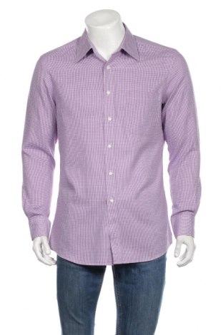 Ανδρικό πουκάμισο G2000, Μέγεθος L, Χρώμα Βιολετί, 60% βαμβάκι, 40% πολυεστέρας, Τιμή 11,72€