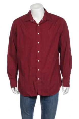 Ανδρικό πουκάμισο Gap, Μέγεθος XL, Χρώμα Κόκκινο, Βαμβάκι, Τιμή 10,49€