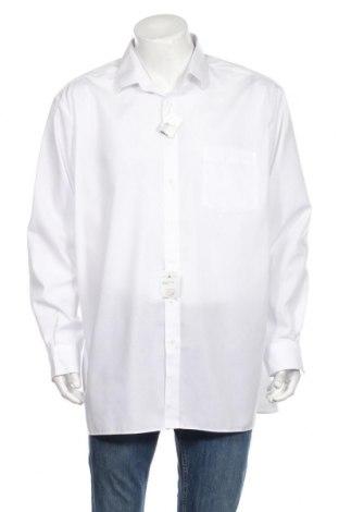 Мъжка риза Royal Class, Размер XXL, Цвят Бял, Памук, Цена 13,23лв.
