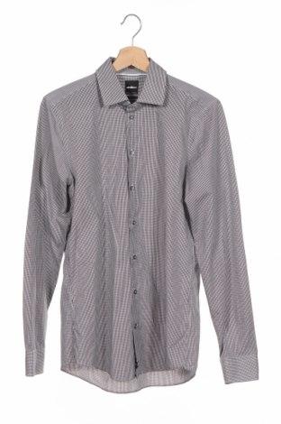 Мъжка риза Strellson, Размер S, Цвят Черен, Памук, Цена 8,40лв.