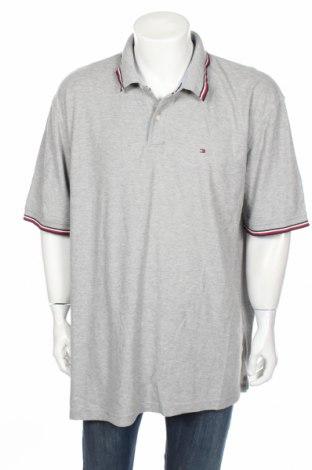 Ανδρικό t-shirt Tommy Hilfiger, Μέγεθος 3XL, Χρώμα Γκρί, 60% βαμβάκι, 40% πολυεστέρας, Τιμή 19,87€